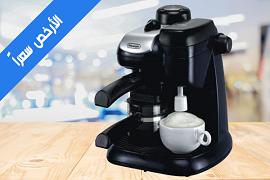 ماكينة قهوة نسبريسو ديلونجي