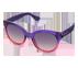 نظارة نساء مستديرة