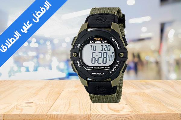 Timex-Men's-Expedition مراجعة الساعة الرياضية
