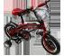 دراجة هوائية 4 عجلات للاطفال