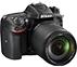 كاميرا رقمية نيكون D7200