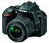 كاميرا رقمية نيكون SLR D5500