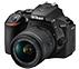 كاميرا رقمية نيكون D5600